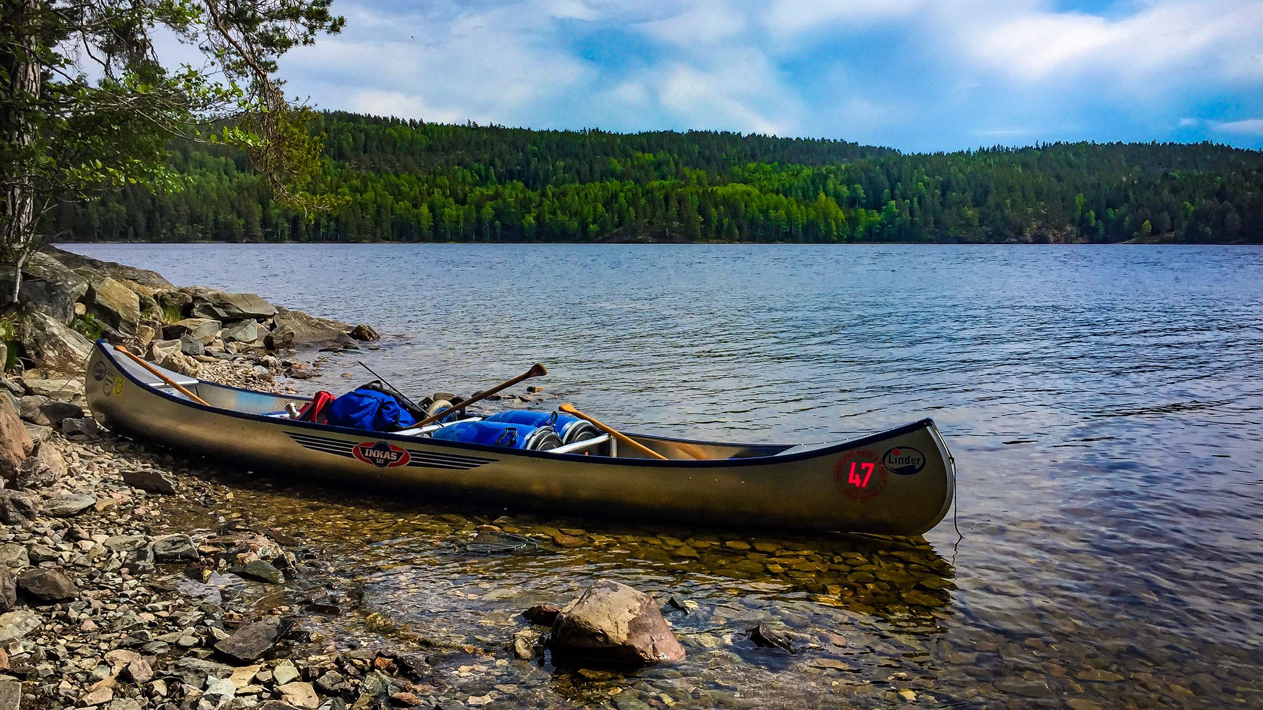 Intensive Life Coaching Canoe Trip